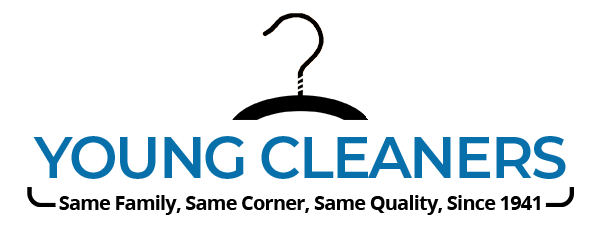 young cleaners logo